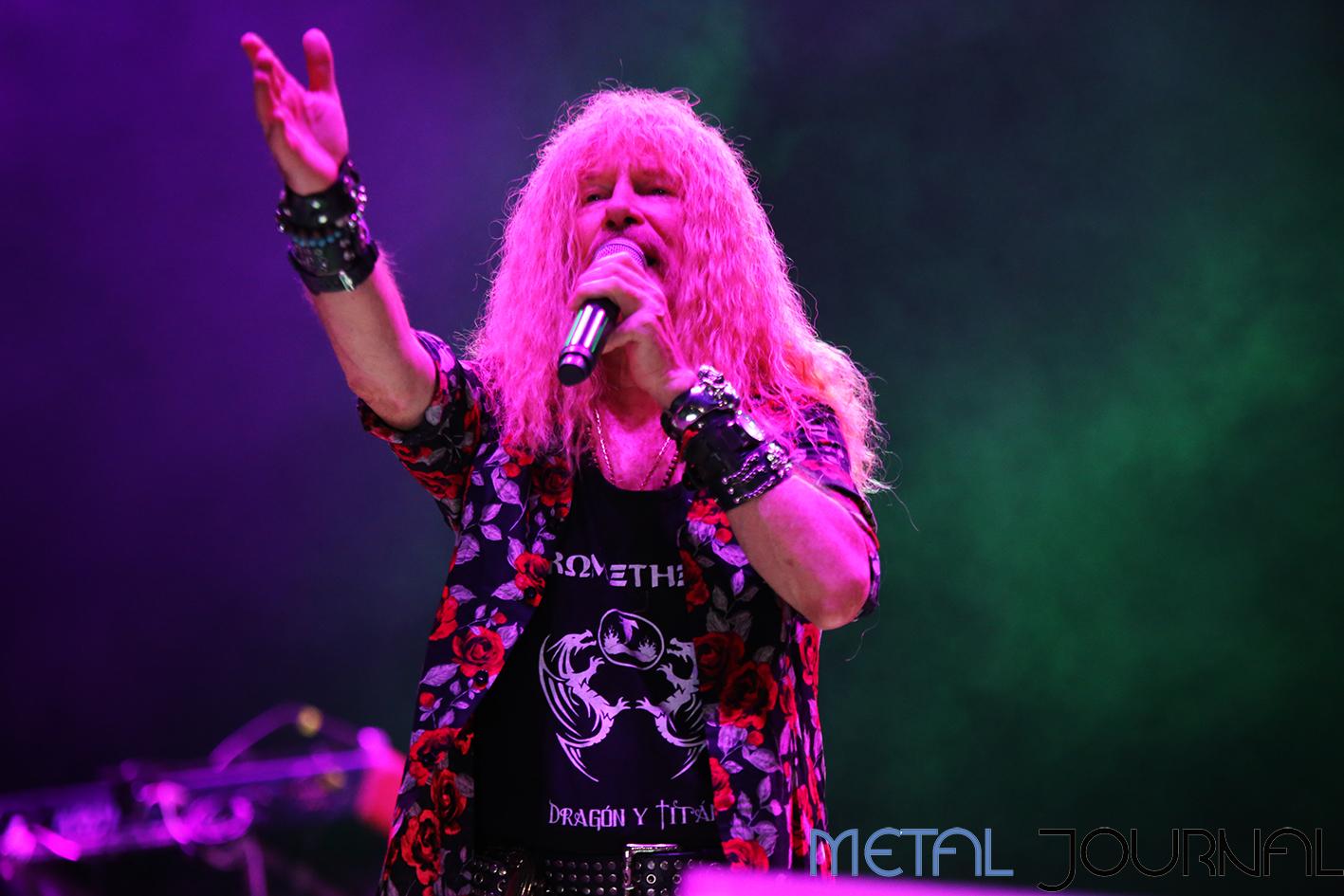 medina azahara - leyendas del rock 2019 metal journal pic 2