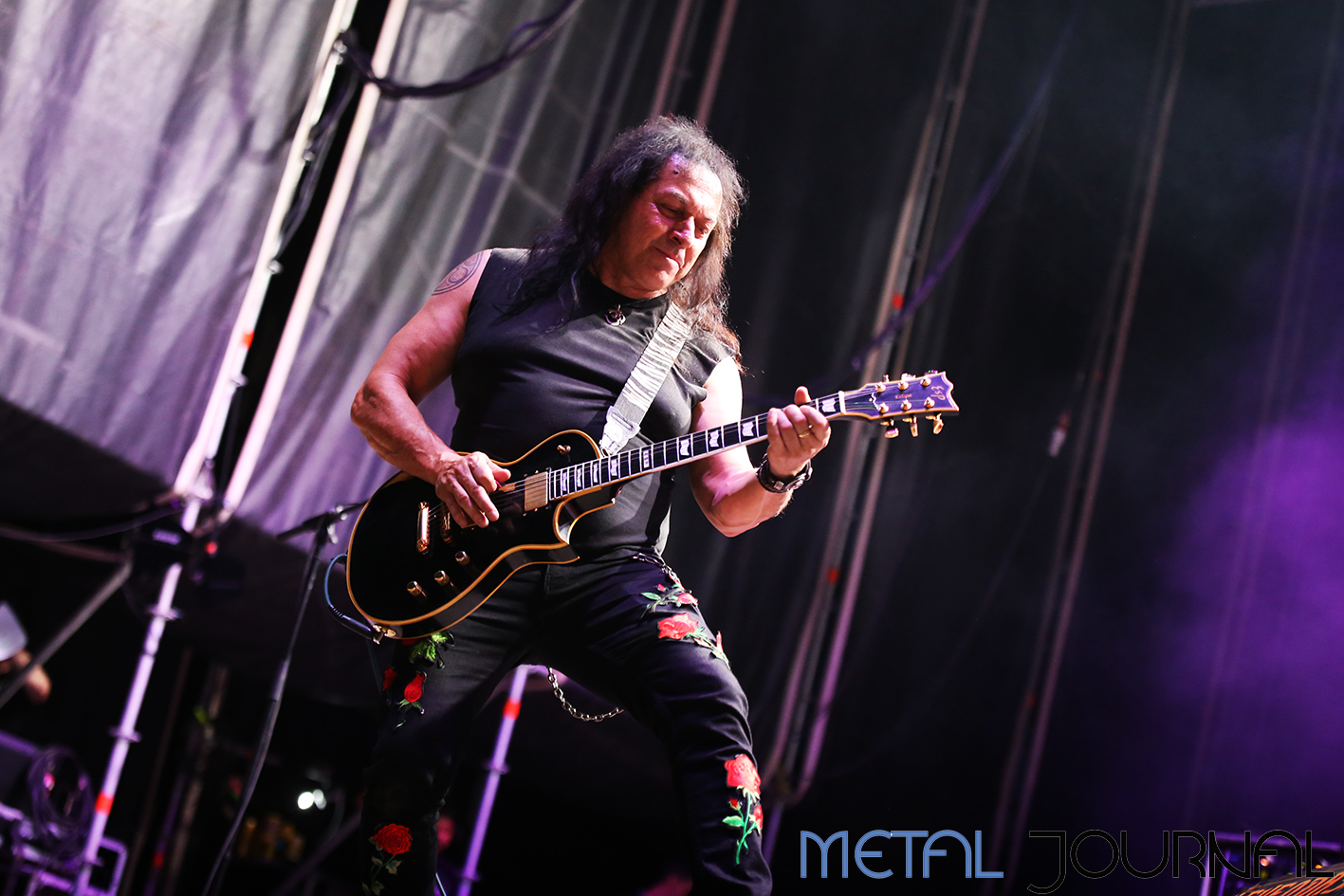 medina azahara - leyendas del rock 2019 metal journal pic 5
