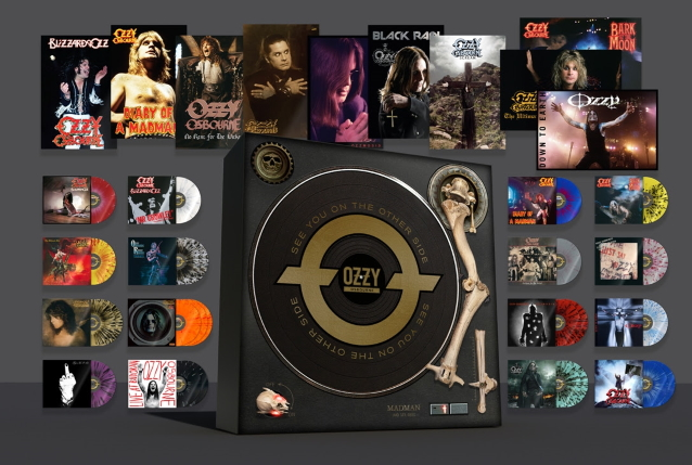 ozzy - see you vinilos
