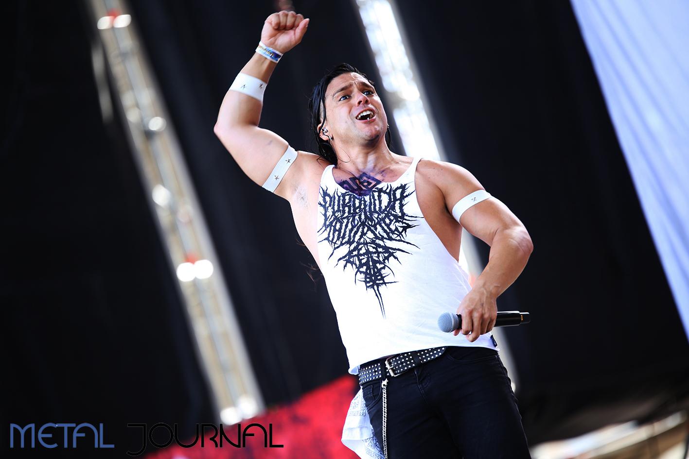 saratoga - leyendas del rock 2019 metal journal pic 1