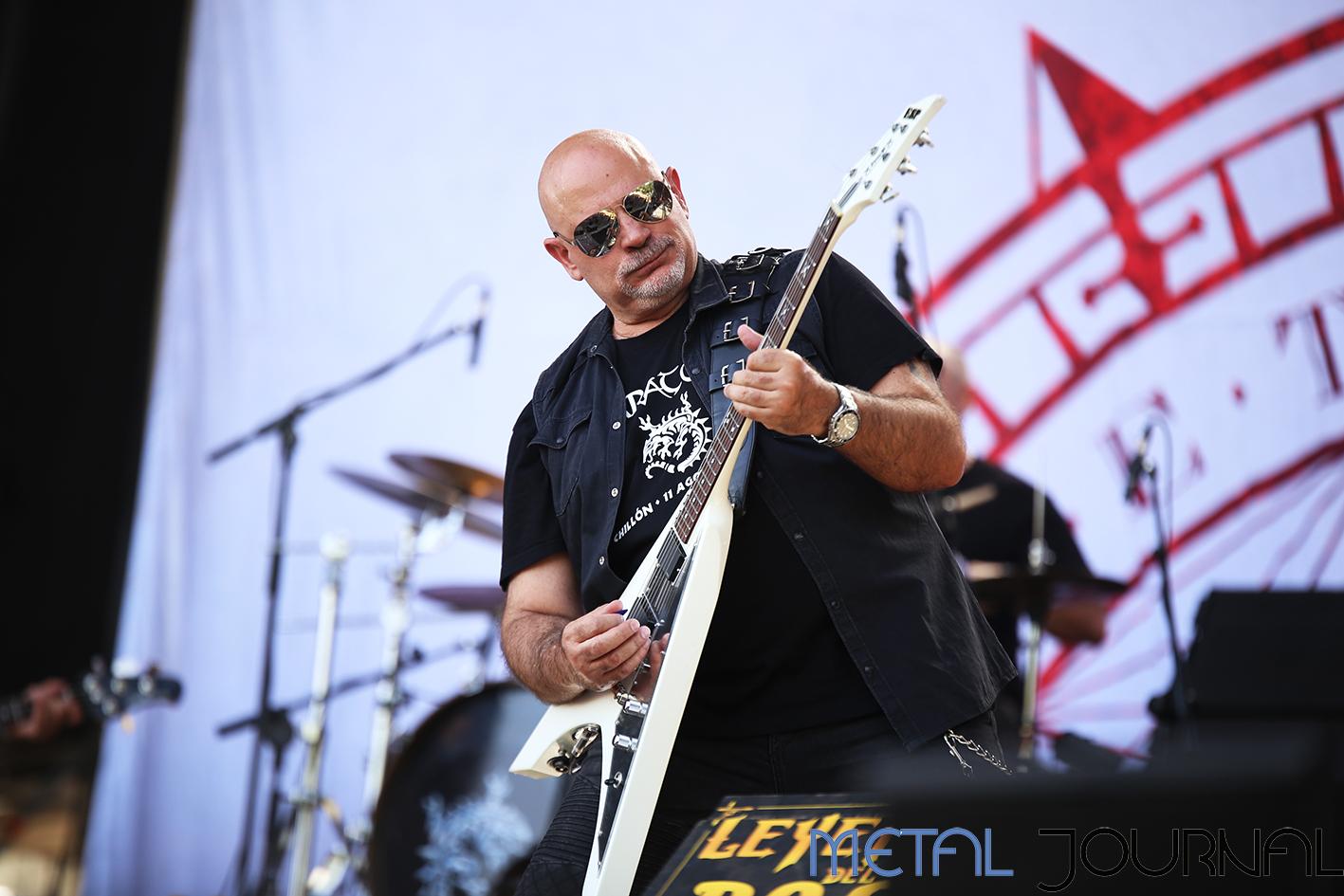 saratoga - leyendas del rock 2019 metal journal pic 2