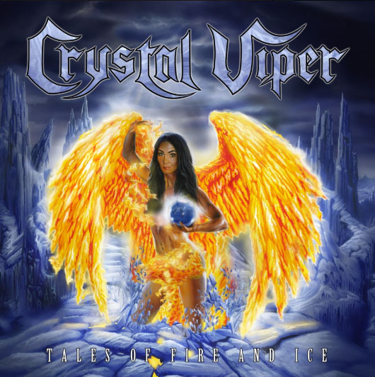 crystal viper - tales marschall