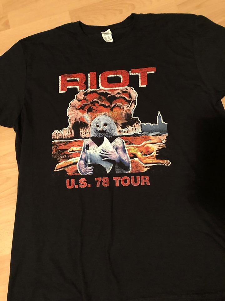 riot us tour 78