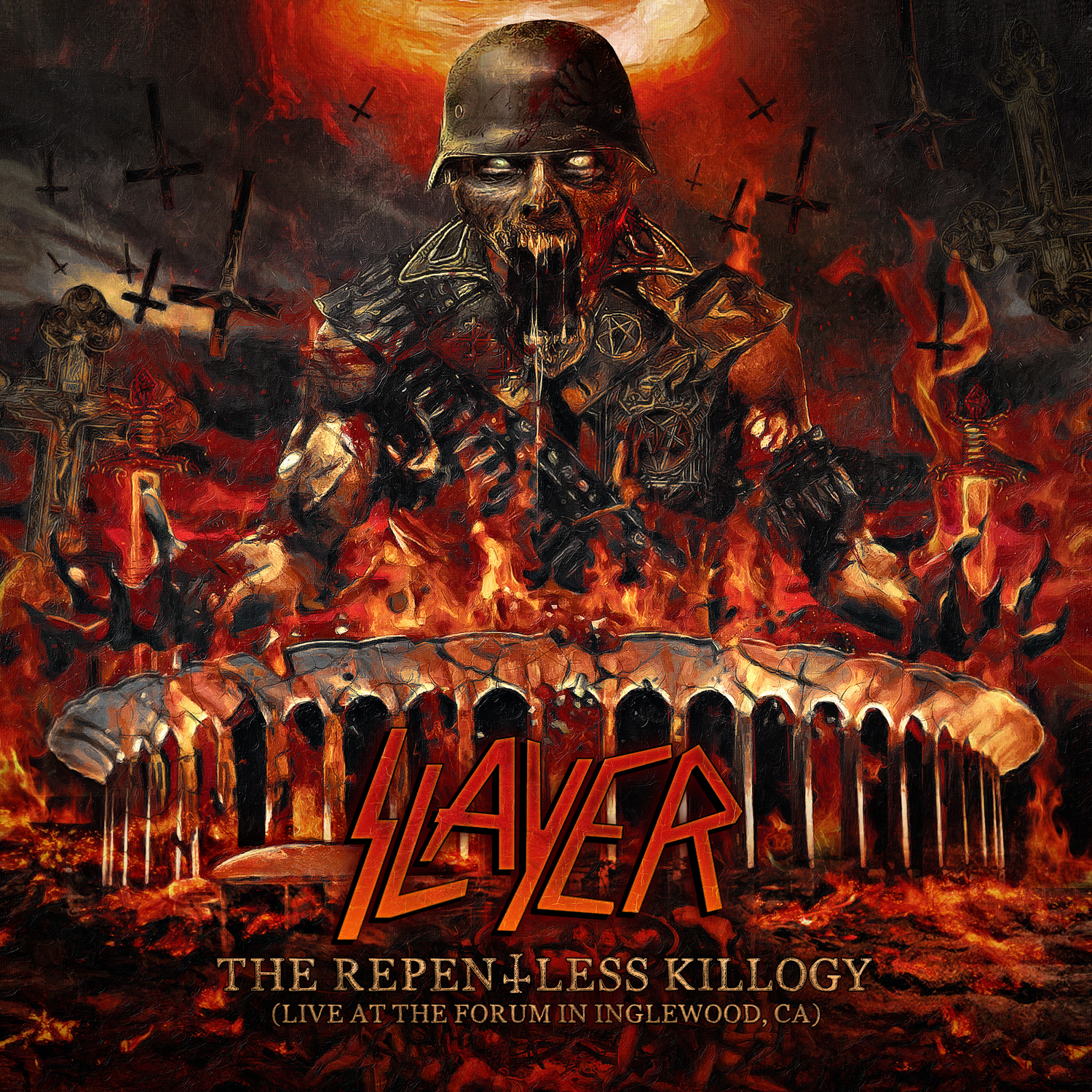 the repentless killogy - live