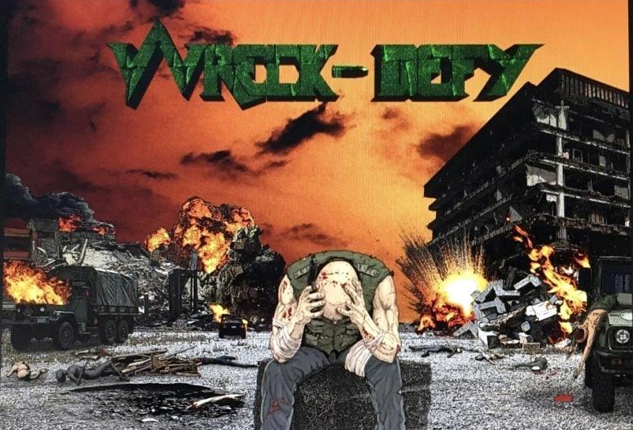 wreck defy