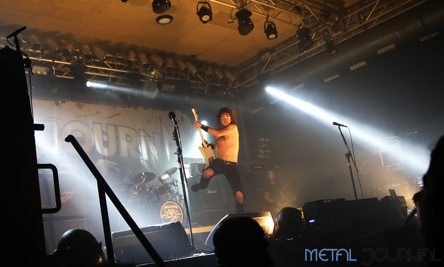 airbourne - metal journal bilbao 2019 pic 10