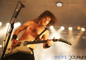 airbourne - metal journal bilbao 2019 pic 4