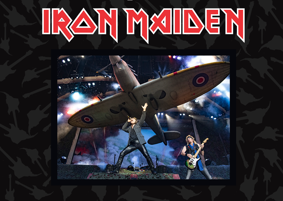 iron maiden rock in rio