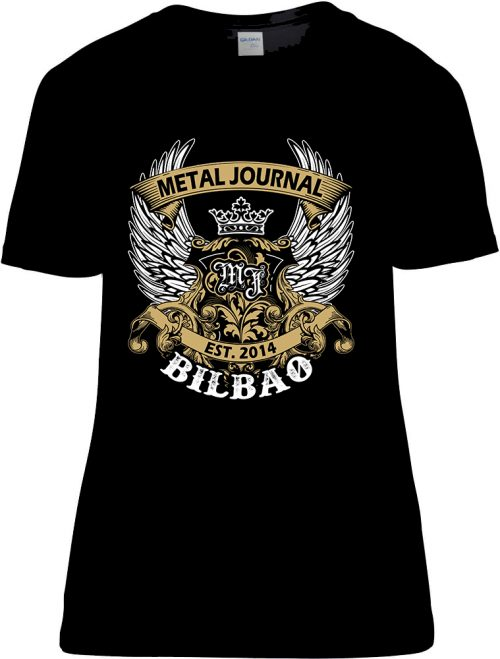 camiseta gildan mujer_MT