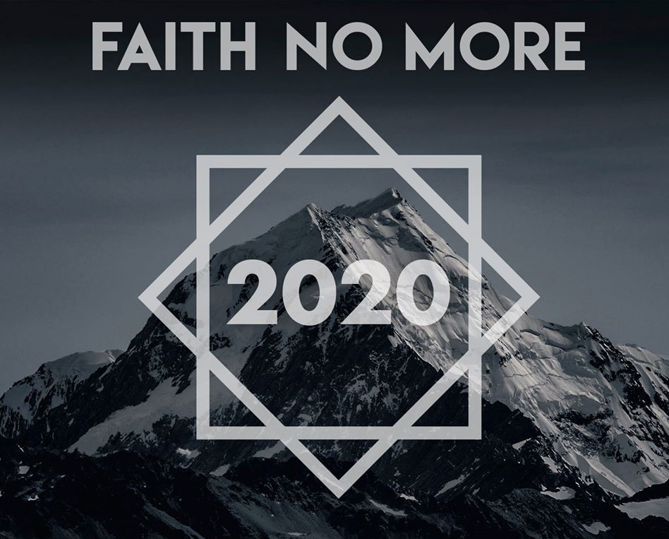faith no more 2020