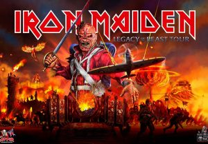 iron maiden - leagacy of the beast 2020 pic 2