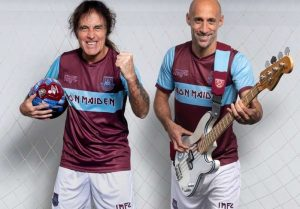 iron maiden west ham