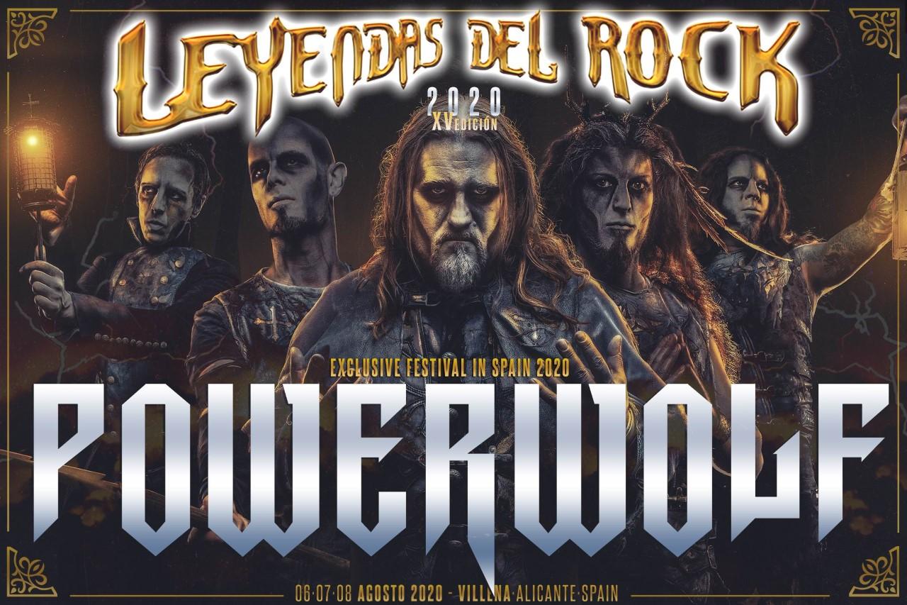 leyendas 2020 powerwolf