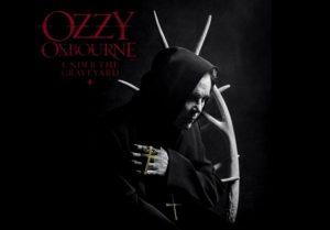 ozzy under the graveyard