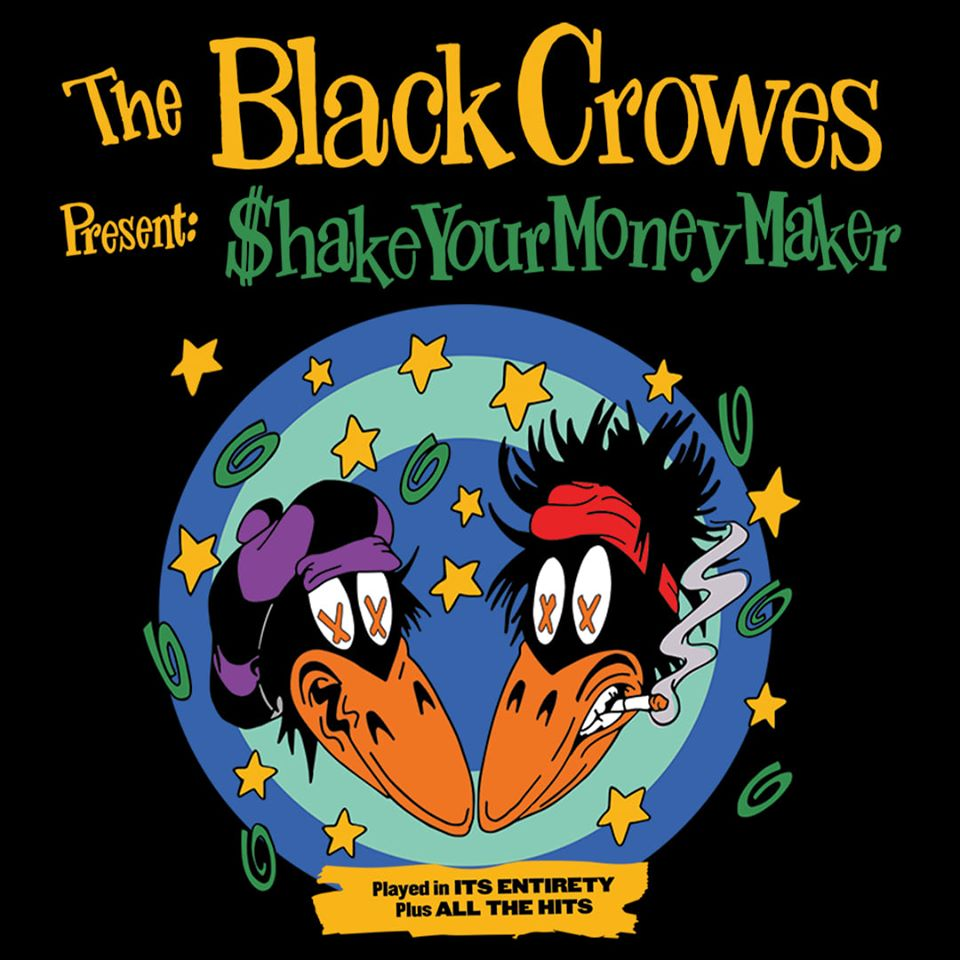 the black crowes pic 1