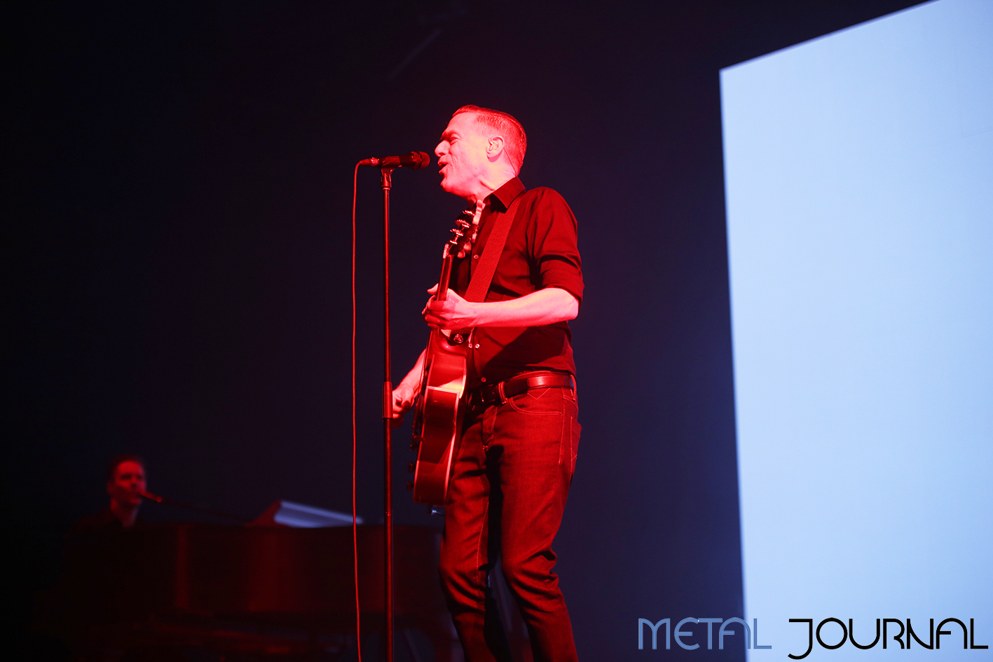 bryan adams - metal journal - BEC Bilbao - pic 3