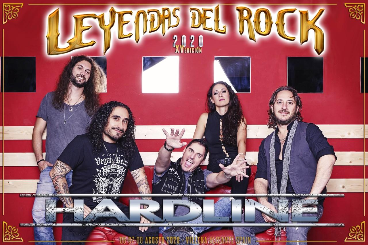 leyendas del rock - hardline