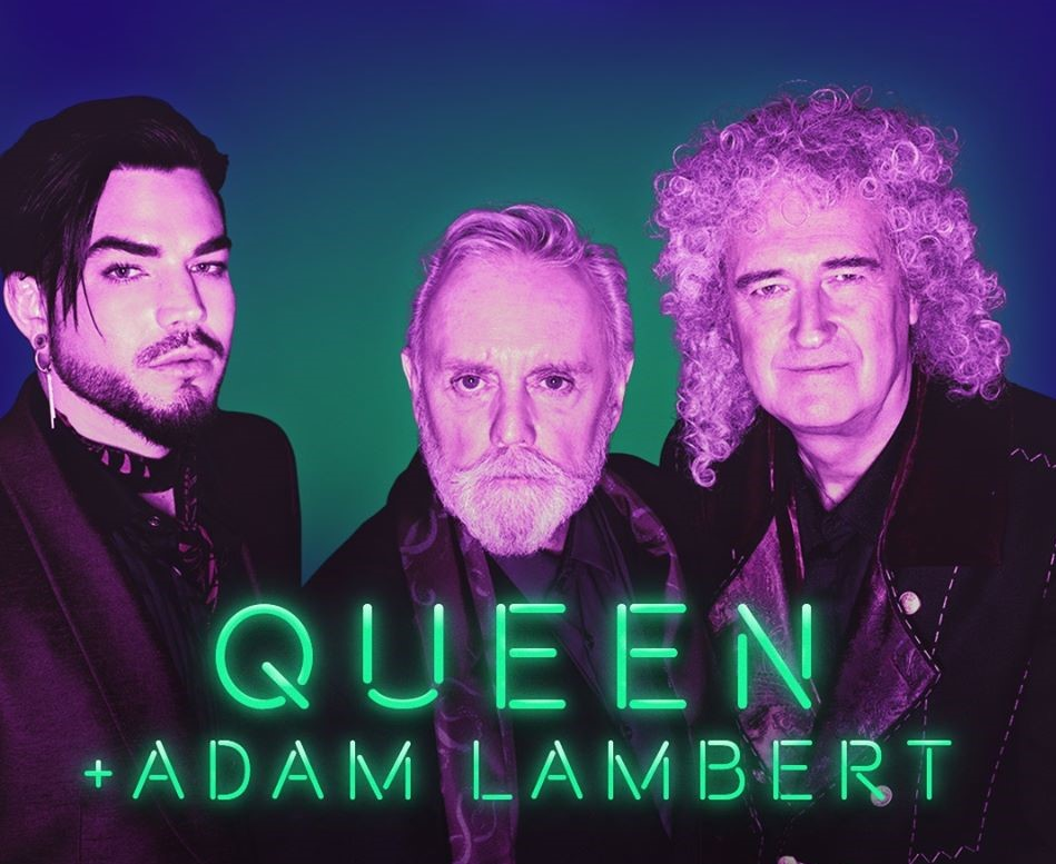 queen + adam lambert pic 1