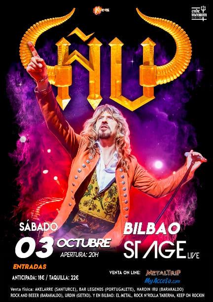 ñu cartel Bilbao 2020 pic 1