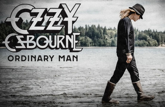 ozzy osbourne - ordinary man single