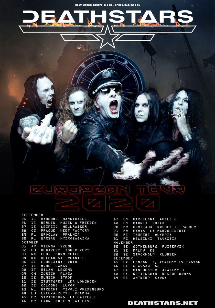 deathstars tour pic 1