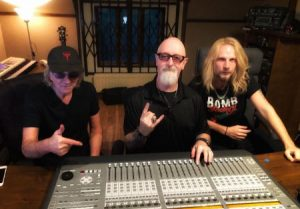 judas priest 2020 estudio