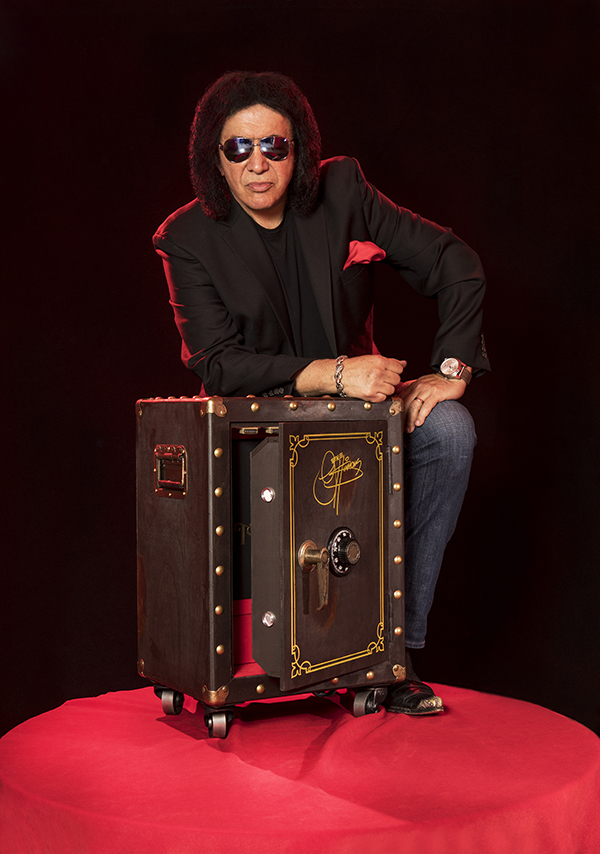 gene simmons vault experience pic 2