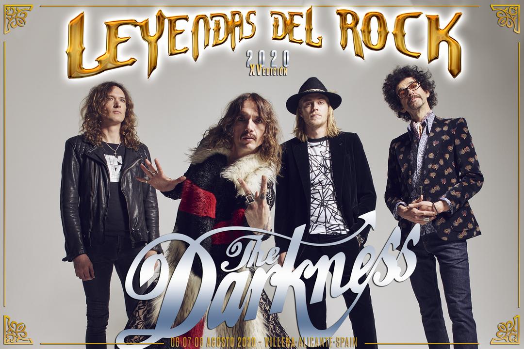 the_darkness leyendas del rock 2020