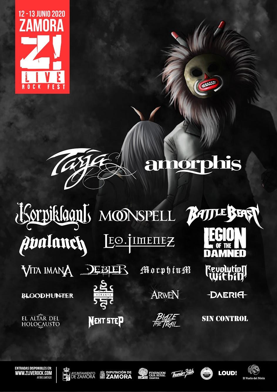 z live rock 2020 cartel