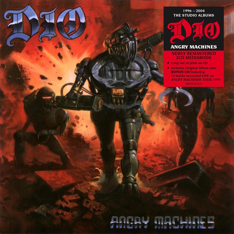 dio angry machines cd reedición