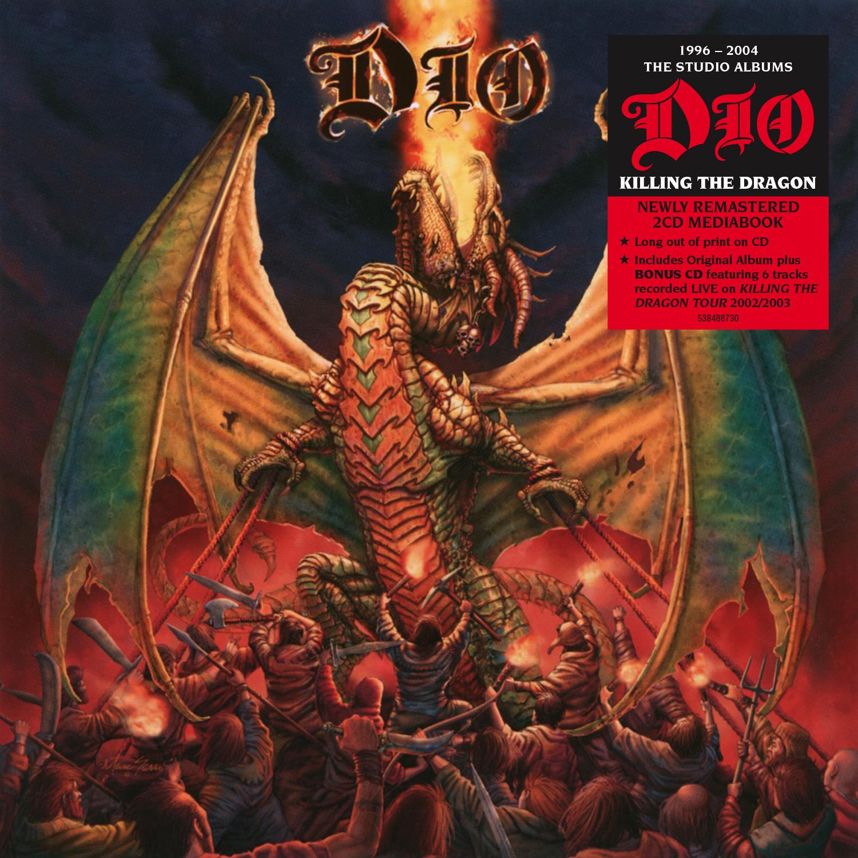 dio - killing the dragon cd reedición