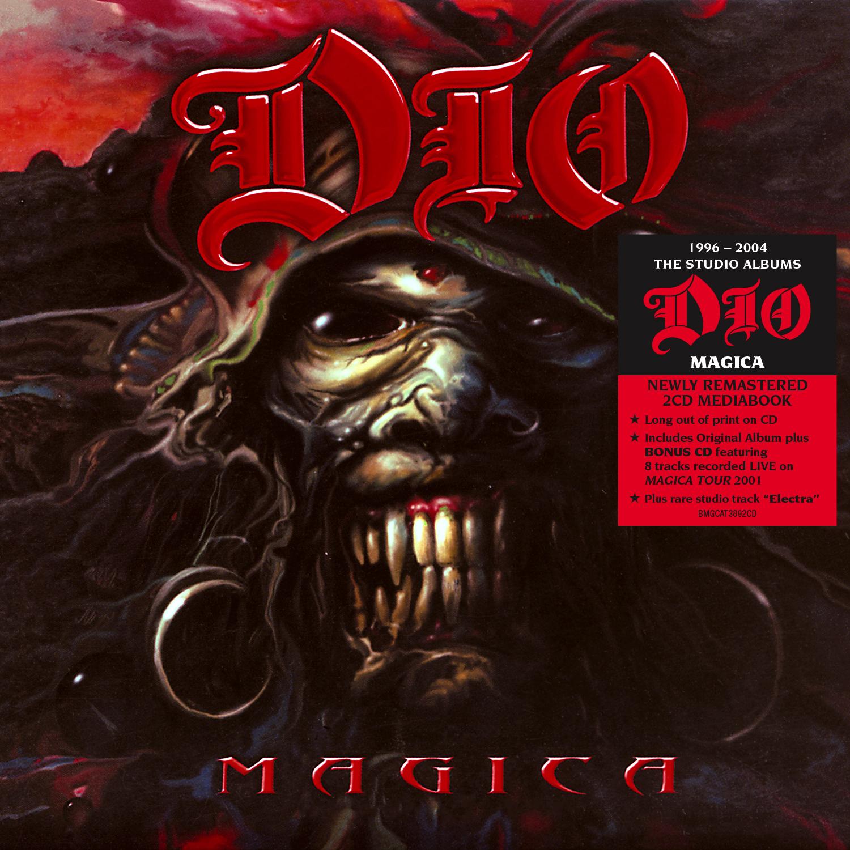 dio- magica reedición cd