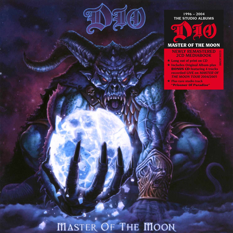 dio - master of the moon cd reedición
