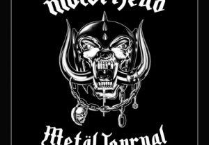 motorhead - metal journal pic 1