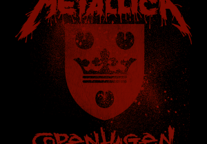 metallica - copenhagen pic 1