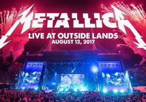 metallica - live at outside lands