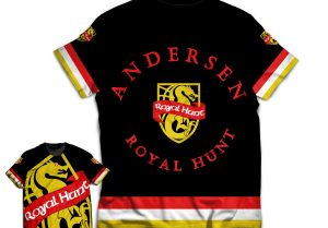 royal hunt camiseta deportiva pic 1