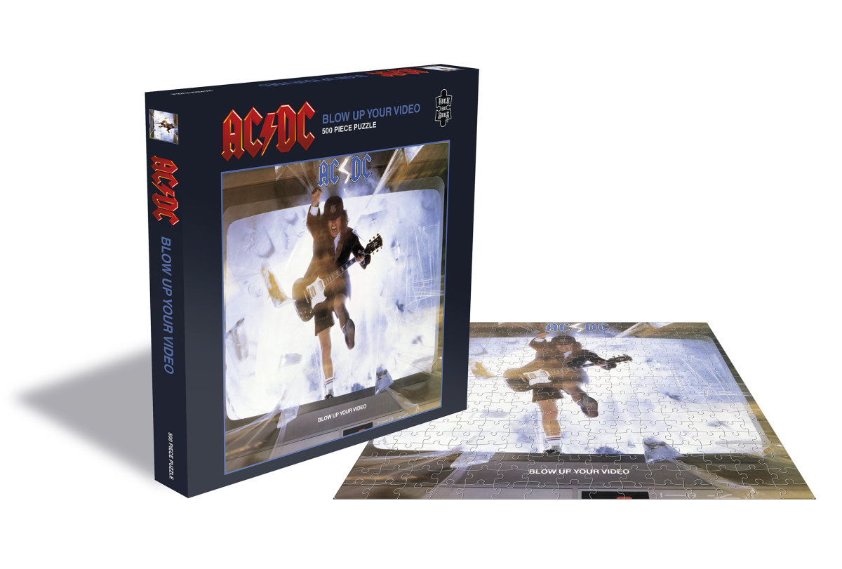 acdc - blow up puzle