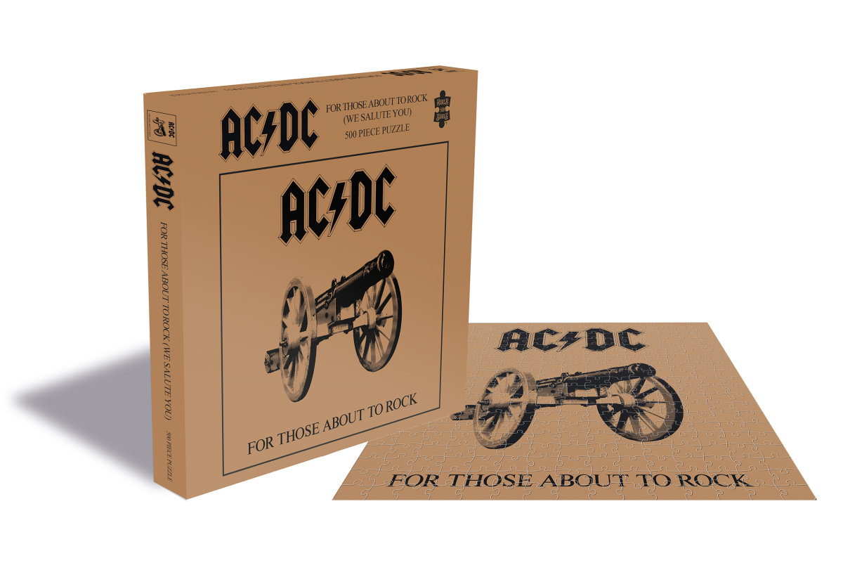 acdc - for those puzle