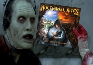 nocturnal rites - shadowland vinilo