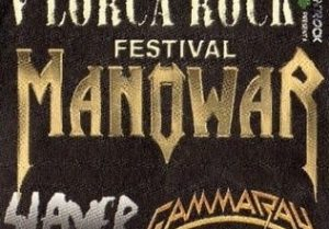 manowar lorca rock pic 1