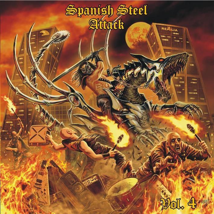 spanish attack cover
