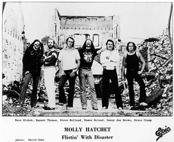 molly hatchet - flirtin
