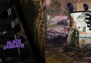 black sabbath - dr martens