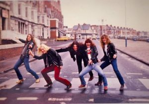 tygers of pan tang - whitley bay pic 1