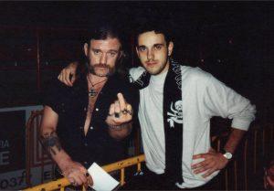 lemmy kilmister - pedro alonso 1995