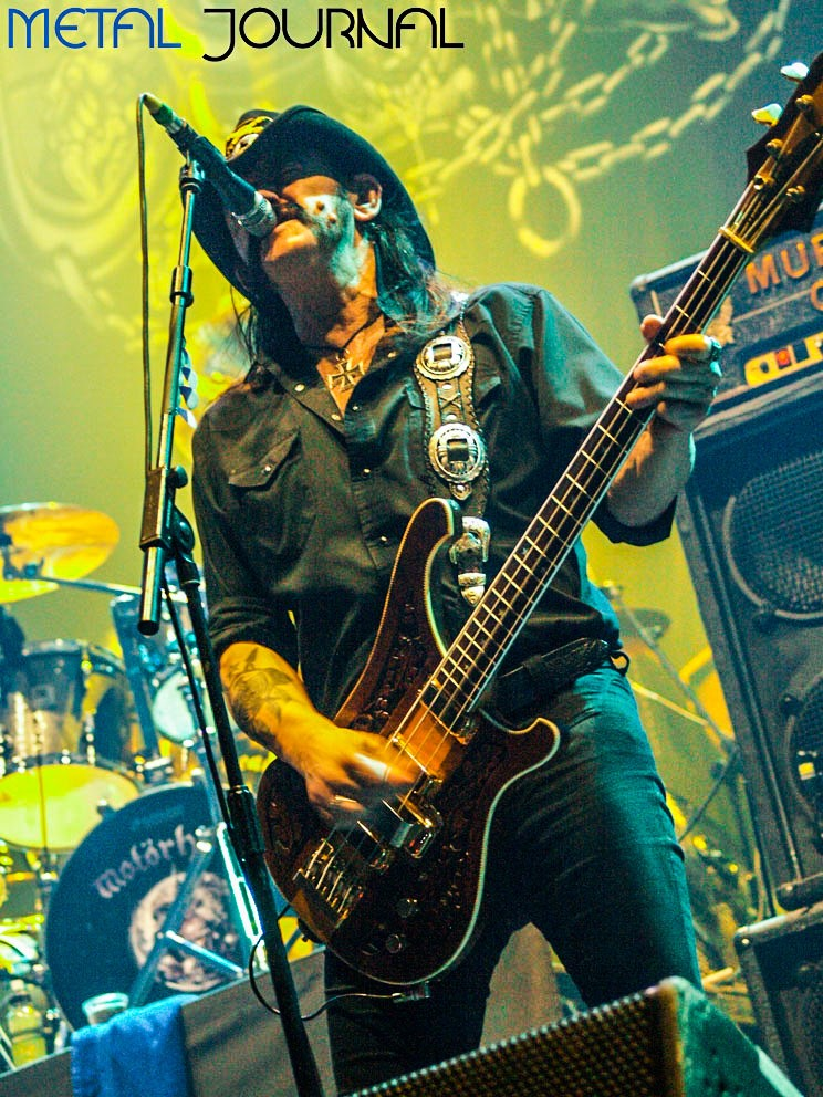 motorhead metal journal pic 1