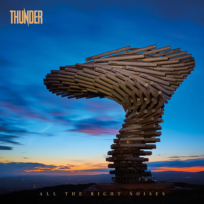 thunder - all the right noises pic 1