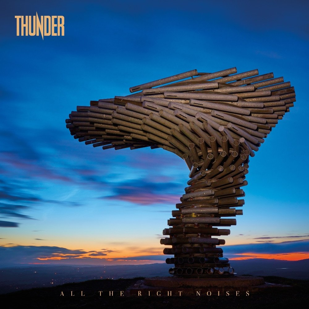 thunder-all the right noises
