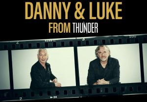 danny luke - thunder